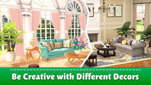 Code Triche Sweet Home: Design My Room APK MOD (Astuce) screenshots 2