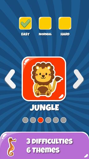 MemoKids: toddler games free. adhd games. Memotest apkmr screenshots 11