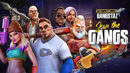 Downtown Gangstas: Gangster City - Hood Wars 0.4.12 screenshots 1