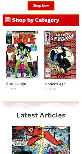 Collect Comics  screenshots 3