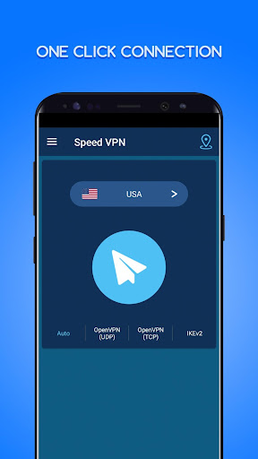 Speed VPN-Fast, Secure, Free Unlimited Proxy 4.0.2 screenshots 1