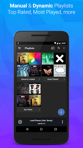 doubleTwist Music & Podcast Player with Sync screenshots 4