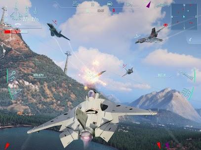 Sky Gamblers Infinite Jets Apk Para Hileli İndir 2