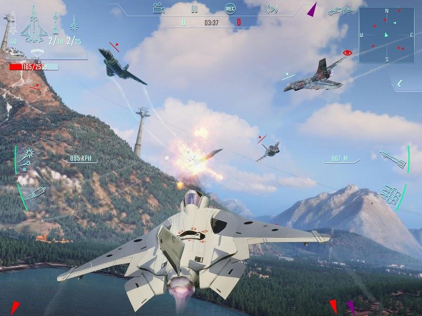Sky Gamblers Infinite Jets APK 1.0.0 2