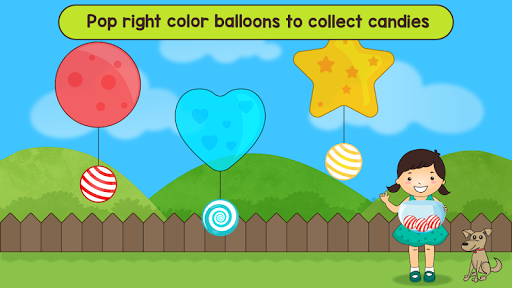 Colors & Shapes Game - Fun Learning Games for Kids 4.0.7.5 screenshots 1