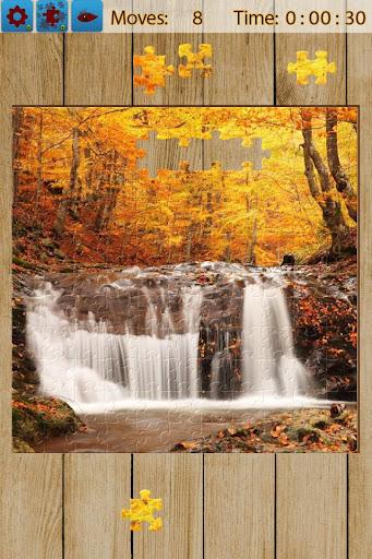 Waterfall Jigsaw Puzzles screenshots 3