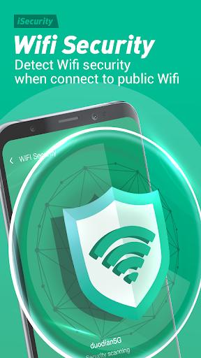 Antivirus, Virus Cleaner, Super Clean - iSecurity apktram screenshots 7