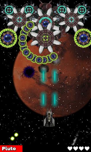 Spaceship Wargame 1 : Alien Shooter 3.8.95 screenshots 11