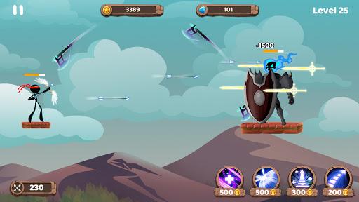 Mr. Archers: Archery game - bow & arrow 1.10.1 screenshots 8