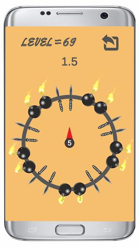 Throw Pin : Free Fire Game  screenshots 4
