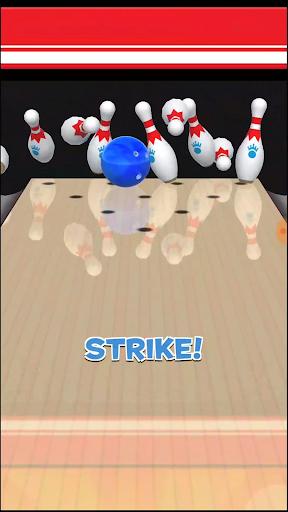 Strike! Ten Pin Bowling apktreat screenshots 1