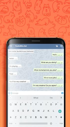 YouAndMe.chat 2.76 Screenshots 2