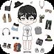Vlinder Boy - ファッション 着せ替えゲーム キャラクター作成 - Androidアプリ