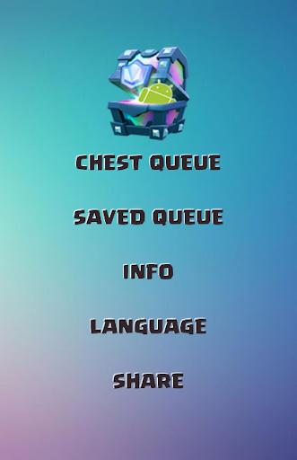 CR Chest Tracker - Calculator  screenshots 1