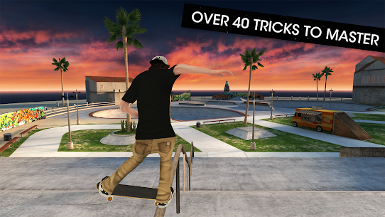 Skateboard Party 3 MOD (Unlimited Experience) 5