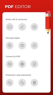 PDF Editor Pro - Create PDF, Sign PDF & Edit PDF Screenshot