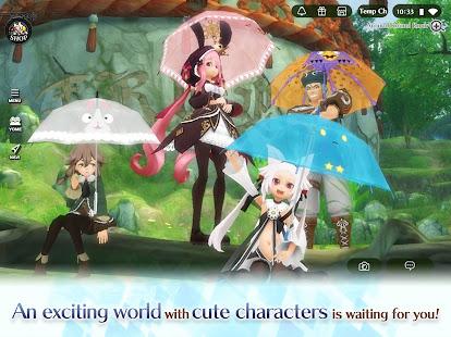 Alchemia Story - MMORPG screenshots 15