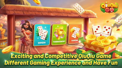 QiuQiu Go-Domino QiuQiu Online Tournament  screenshots 1