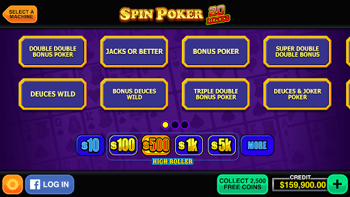 Video Poker Multi Pro Casino 1.7.1 screenshots 5