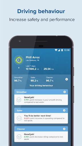 SmarterDriver Screenshot 2