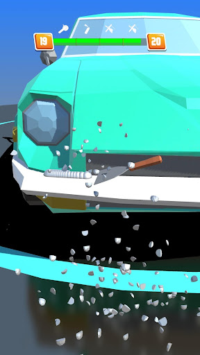 Car Restoration 3D 1.9 screenshots 15