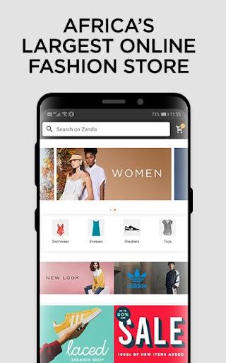 Online Shopping - Fashion - Zando.co.za 7.7.3 Screenshots 1