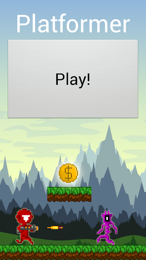 al platformer screenshot 1