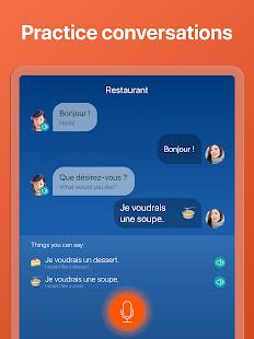 Learn French. Speak French