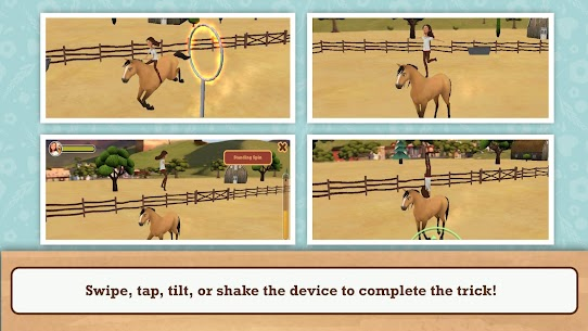 Spirit Riding Free Trick Challenge Apk Download 2