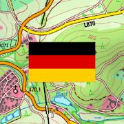 German Topo Maps