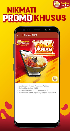 Golden Lamian  screenshots 2