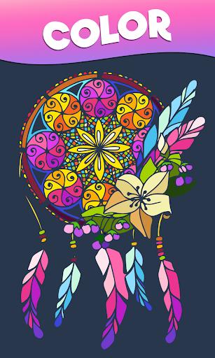 Color Stories - color journey, paint art gallery screenshots 17