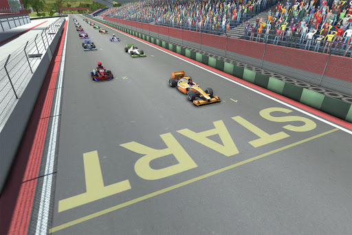 Kart vs Formula racing 2018 apktreat screenshots 1