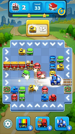 Traffic Jam Cars Puzzle modavailable screenshots 6