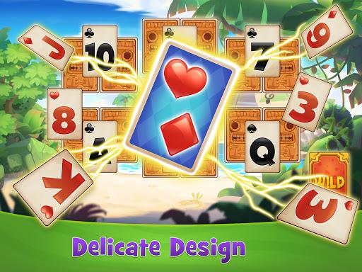 Solitaire TriPeaks Adventure - Free Card Game 2.3.4 screenshots 12