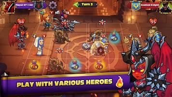 Duel Heroes CCG: Card Battle Arena