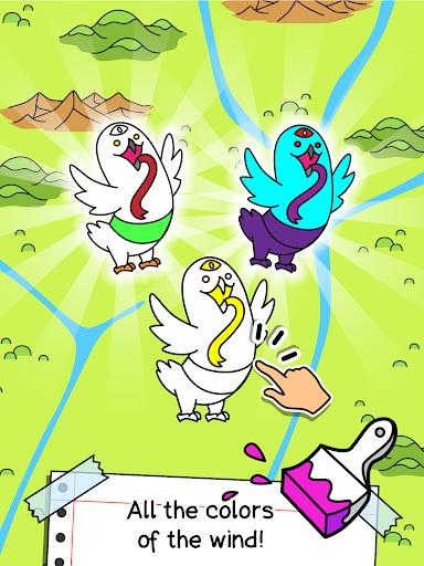 Birds Evolution - Mutant Falcons, Eagles and More screenshots 8