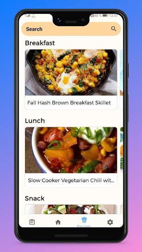 FeedApp: Calorie Tracker & Food Diary  screenshots 1