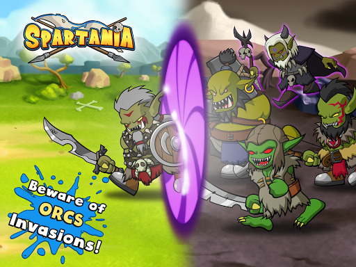Spartania: The Orc War! Strategy & Tower Defense! 3.17 Screenshots 12