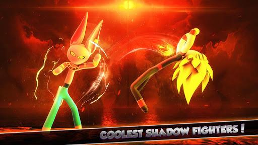 Stickman Dragon Hero Fighter 1.5 screenshots 1