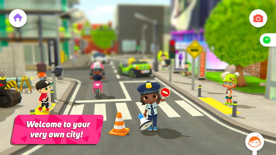 Urban City Stories Screenshot