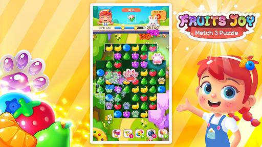 Frults Joy : 3 Match Puzzle 1.0.16 screenshots 3
