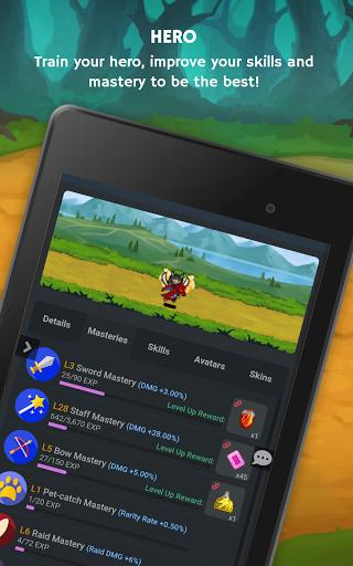 Mana Storia - Simple Browser MMORPG (Beta) 1.3 screenshots 20