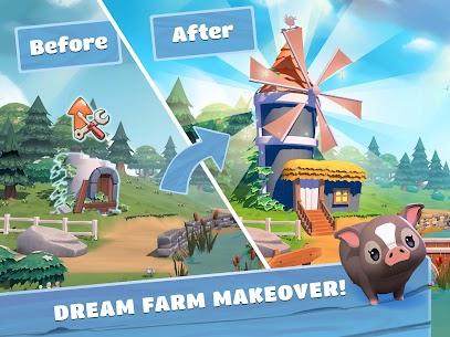 Big Farm: Home & Garden Mod Apk (Unlimited Boosters) 10