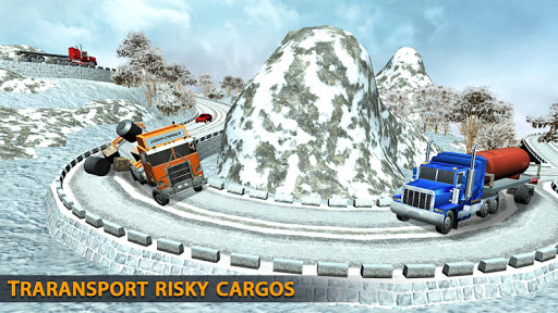 American Truck Driving Simulator - New Game  screenshots 15