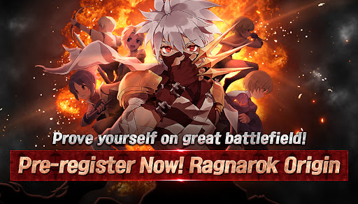 Ragnarok Origin: Fantasy Open World Online MMORPG Varies with device screenshots 17