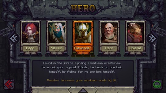 Runestone Keeper 1.3.5 MOD APK [UNLOCKED HEROES/ MONEY] 2