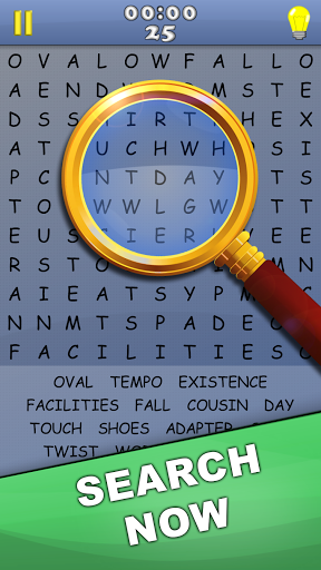 Word Search, Play infinite number of word puzzles Apkfinish screenshots 12