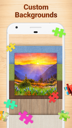 Jigsaw Puzzles - Puzzle Game modavailable screenshots 6