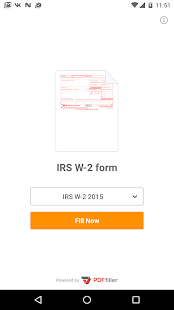 W-2 PDF Form for IRS: Sign Income Tax eForm